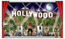 Sweet Sixteen Hollywood Background