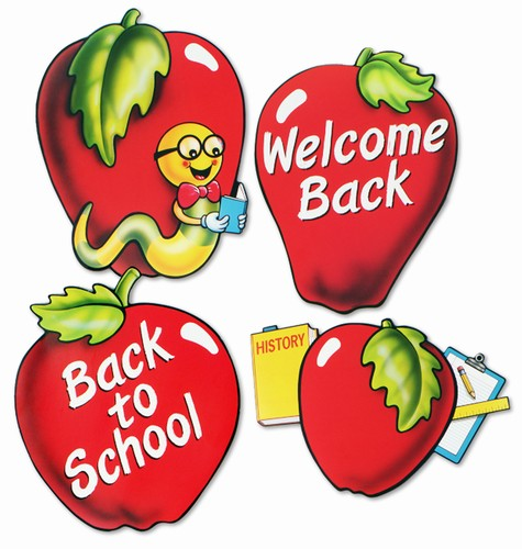 Back to school decorations party supplies partycheap for Back to school decoration ideas for teachers
