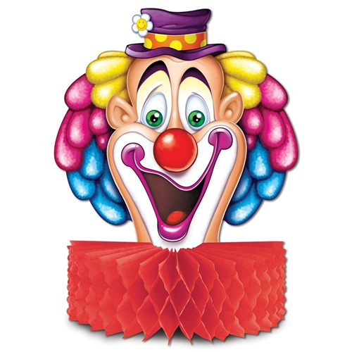 Clown Decorations & Party Supplies