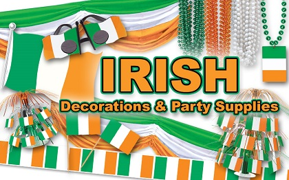 Irish Decorations & Party Supplies