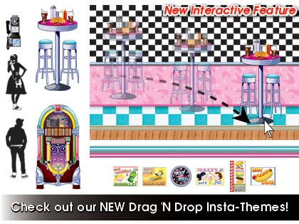 Drag 'n drop feature