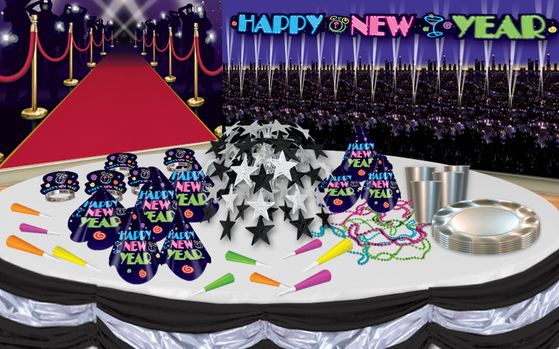 New Year's Eve Theme Party Ideas- PartyCheap