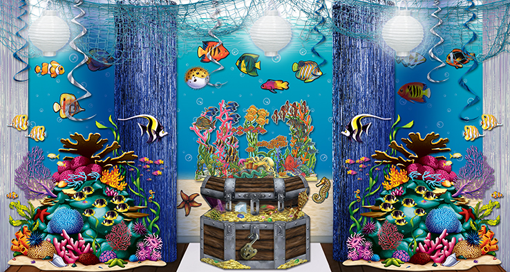 Under the Sea Prom Theme Ideas