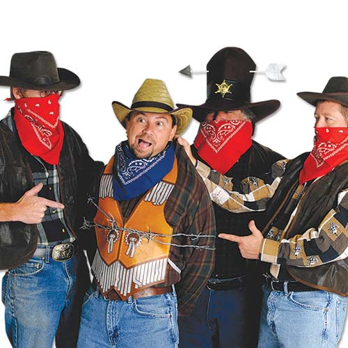 Western Party Costume Accessories