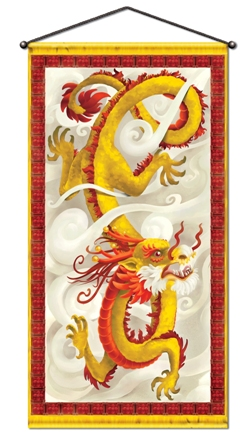 2012 Chinese Dragon Decoration