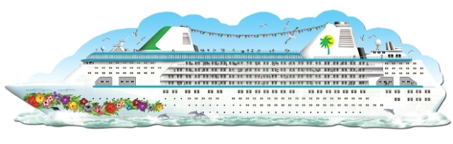 Cruise Ship Party Decoration