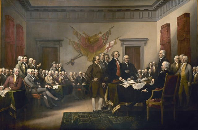 Declaration of Independence Signers