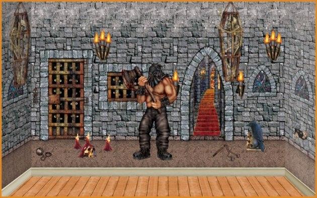 Dungeon Insta Theme