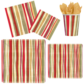Fall Serape Tableware