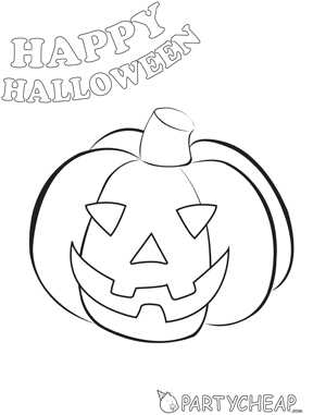 Free Halloween Activity