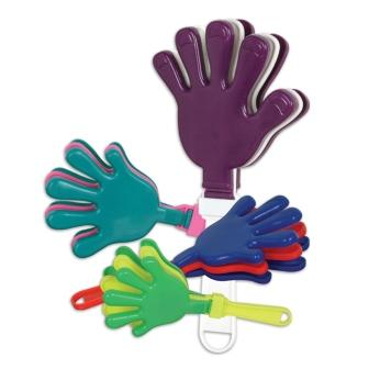Hand Clapper Noisemakers