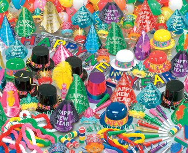 Ideas for New Years Party