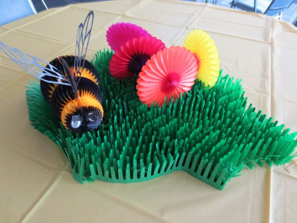 Honey Boo Centerpieces
