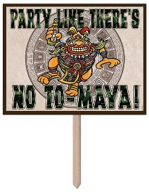 Mayan Party Decorations