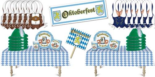 pics photos oktoberfest party supplies - Oktoberfest Decorations