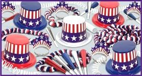Spirit of America Party Assortment