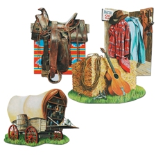 Western Theme Party Decorations PartyCheap
