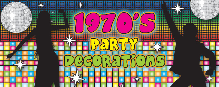 70s Party Decorations