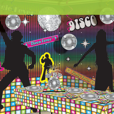 70's Disco Party Supplies