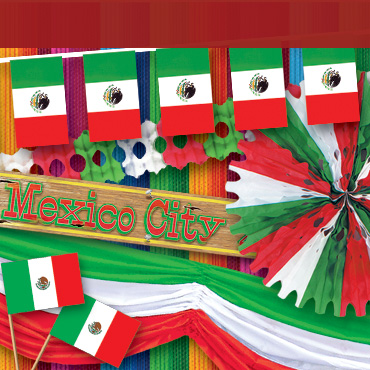 Mexican Decorations & Party Supplies