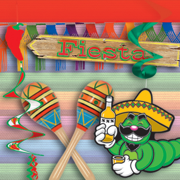 Fiesta Party Accessories
