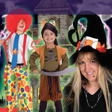 Halloween Costumes, decorations and supplies from PartyCheap, great prices and selection!