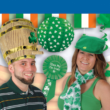 Irish Party Decorations