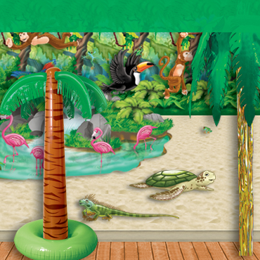 Jungle Backdrops & Props