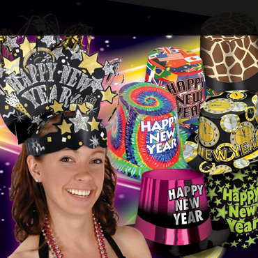 Cheap New Years Party Hats
