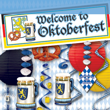 oktoberfest party supplies decorations best quality. Black Bedroom Furniture Sets. Home Design Ideas