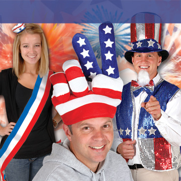 Patriotic Costumes and Apparel