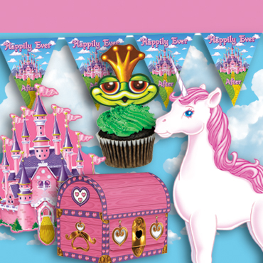 Princess Party Accessories