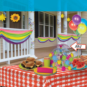 Summer Decorations and Party Supplies