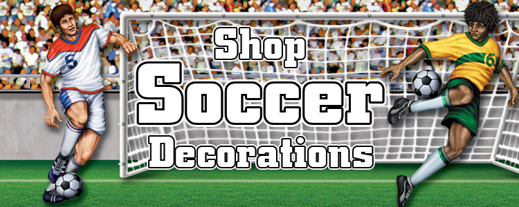 Soccer Party Decorations