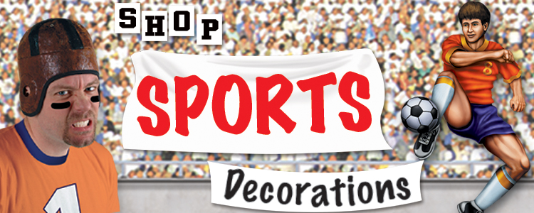 Sports Party Decorations