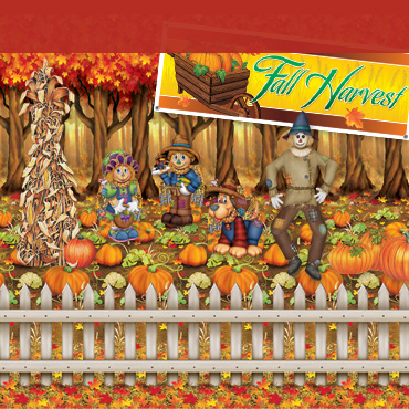 Fall Party Supplies & Decorations