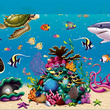 VBS Beach and Under the Sea Decorations
