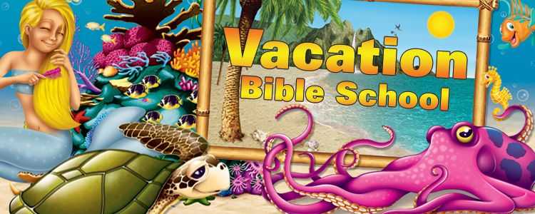 Vacation Bible School Decorations & Party Supplies