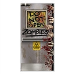Zombies Lab Door Cover