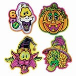 Halloween Wall-Plaques