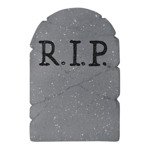 RIP Tombstone - PartyCheap  RIP Tombstone -...