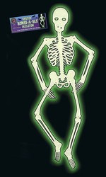 Mr Bones-A-Glo Skeleton