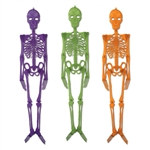 Assorted Plastic Skeletons (One Skeleton Per Package)