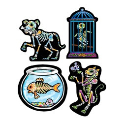 Day Of The Dead Pet Cutouts