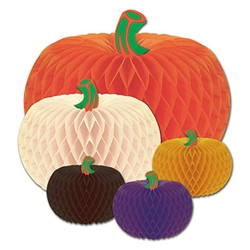 Package of Designer Tissue Pumpkins