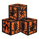 Halloween Favor Boxes