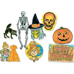 Halloween Decorama (8/Pkg)