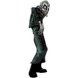 Ghoul Cutout