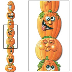 Jointed Stack-O-Lanterns