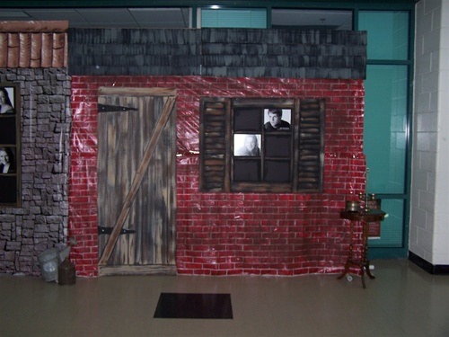 This High Quality Brick Wall Backdrop Is Perfect For